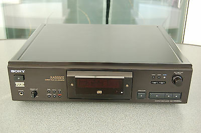 Sony CD Player CDP XA 555 ES HiFi High End +Fernbedienung+ NEUwertig Top!!! MINT