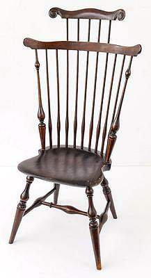 Wallace Nutting  Comb Back Windsor Chair