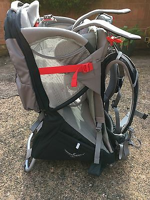 osprey poco premium Baby Carrier With Rain Cover !!!