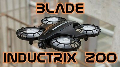 Blade Inductrix 200 Fpv Brushless Indoor/outdoor Racing Drone Quad Quadcopter!