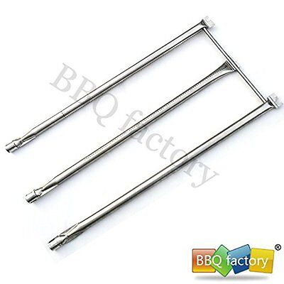 BBQ Stainless Steel 3 Burner Tube Set Parts 7508 Replacement For Weber Genesis