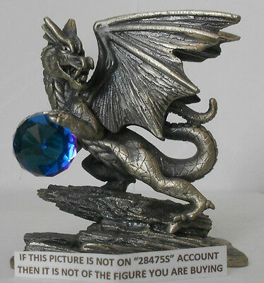 Myth And Magic - Dragon Thief Figure From Tudor Mint Rare