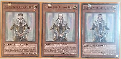 Playset 3 X Ldk2-Enk08 Master With Eyes Of Blue 1St Edition Mint