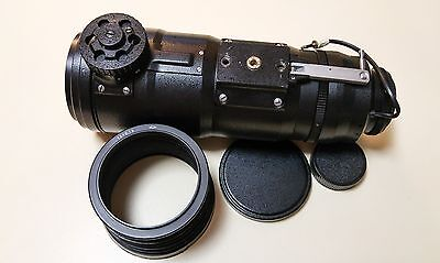 EXC+++ Tair 3S + Original Leather Bag + 2x Teleconverter