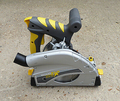 Woodstar Divar 55 Plunge Saw, 240 Volt, 1200 Watts