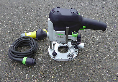 "Festool OF 1010 EQ, 110 Volt, Router (1/4"" & 8mm)"