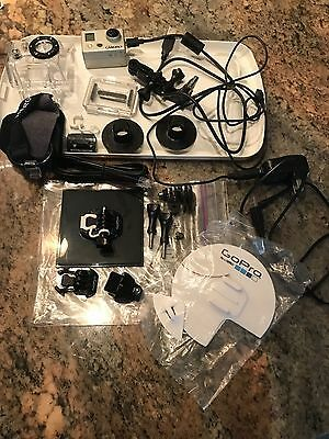 GoPro HD Hero Action Camera Camcorder (Model YHDC5170) PLUS Accessories!!!