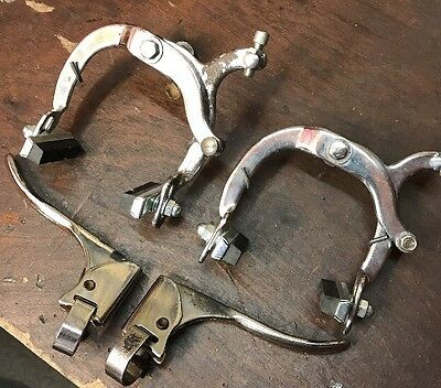 Raleigh Chopper Style  Brake Levers And Callipers