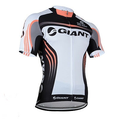 New Road Bike Mens Cycling Short Sleeve Jersey Tops T-shirt Bicycle Uniform Wear