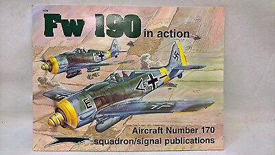 SQUADRON/SIGNAL PUBLICATIONS, FW 190 IN ACTION No 170