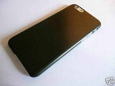 iPhone 6 6S Black Shell Hard Case - Ex Display by Z-TECH PROTECT