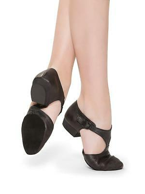 Jazz Shoes Pedini Revolution Style 321 Black Sizes 13-8 Used Grecian Class
