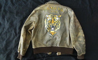 The A-Team Murdock Flight Jacket Amazing Replica !!! RARE !!!