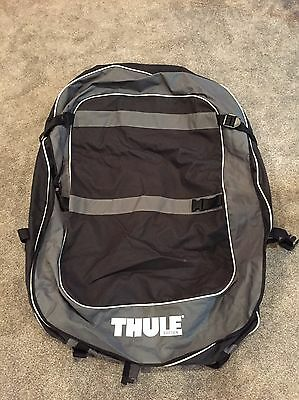 THULE SWEDEN QUEST Soft Shell ROOFTOP CAR BAG CARGO LUGGAGE CARRIER