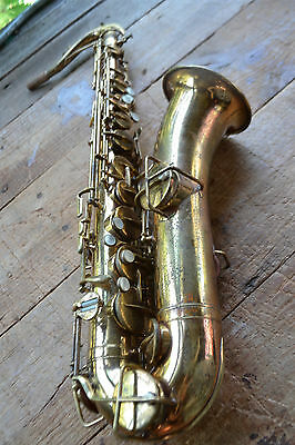 Vintage Martin C-Melody Saxophone! New Pads And Corks! $550