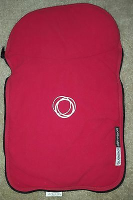 Bugaboo Red bassinnet apron top ONLY / APRON ONLY Replacement