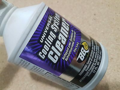BG Products Universal Cooling System Cleaner NEW FREE USA SHIPPING