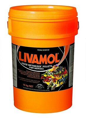 IAH Livamol Feed Optimiser For Horse 15kg