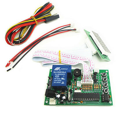 JY-15B Time Control Timer Board Power Supply for coin acceptor selector