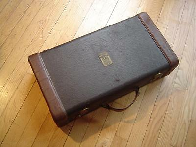 Vintage Classic Bach Mount Vernon , New York Case for Bb Trumpet