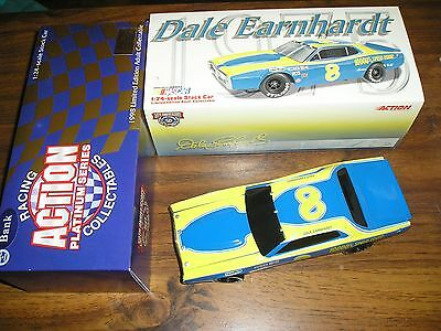 Dale Earnhardt #8 1975 Dodge 1998 Action 1:24 Scale Diecast