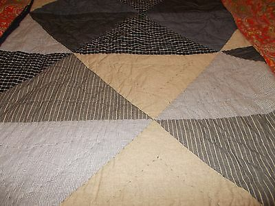 Pottery Barn Teen Huntley Patch Quilt, Twin, New , Kids, Cute Quilt
