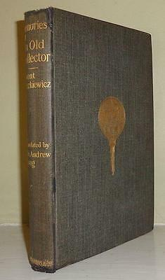 RARE Memories of an Old Collector TYSKIEWICZ Archeology EGYPTOLOGY Ancient Egypt