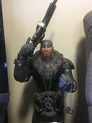 Sideshow / triforce Gears Of War Marcus bust limited edition