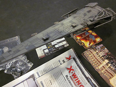 Star Wars X-Wing Imperial Raider Huge Ship & Huge Ship Upgrades Only