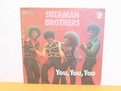 "Single 7"" - Sherman Brothers - You, You, You"