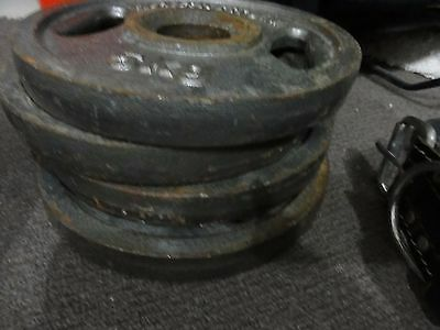 olympic weight plates 80kg in total