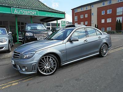 Mercedes-Benz C63 AMG 6.3 V8, 2010 with 47000 Miles, IMMACULATE CAR