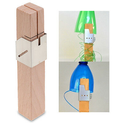 Plastic Bottle Cutter Outdoor Green Hand DIY Rope Tool For Garden Home Decor