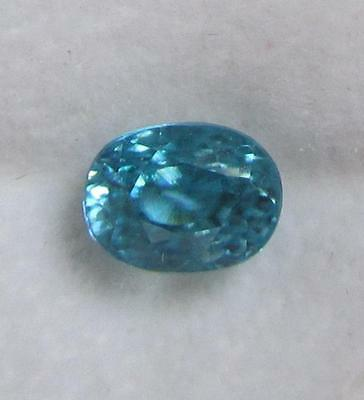 Zircon Naturel - 3.26 Carats - Cambodge