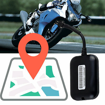 Mini GSM GPRS Tracking SMS Real Time Car Vehicle Motorcycle Monitor Tracker BU