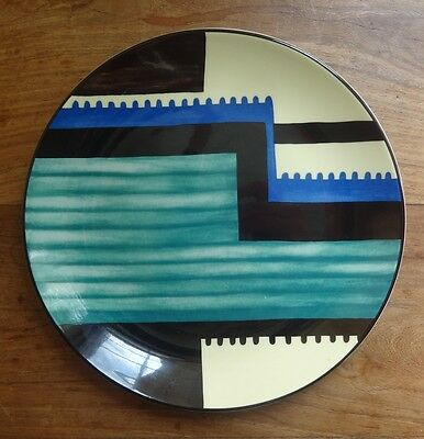 The Art Deco Years Limited Edition Susie Cooper Wedgwood plate, Abstract