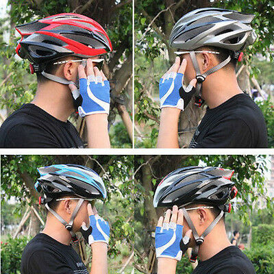 1xBicycle Helmets Bike Cycling Adult Road Carbon EPS Mountain Safety Helmets UK