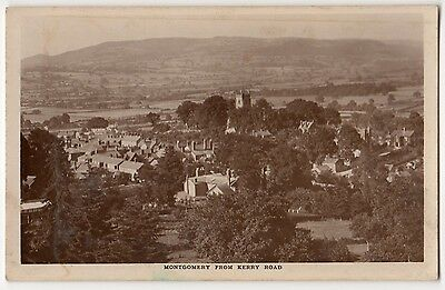 Montgomery From Kerry Road ~ An Old Real Photo Postcard #7G57