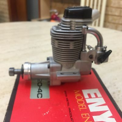 Enya120-4C 19.93cc 4 Stroke Nitro RC Model Engine Made in Japan