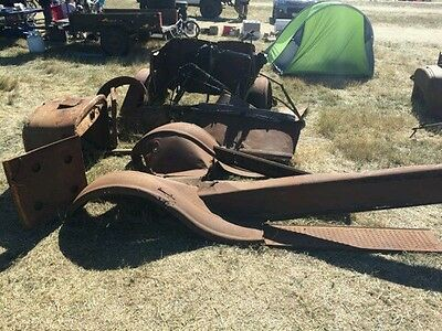 1926 T Model Ford Body Parts Doors Cowl Hood Bows Windscreen Frame No Reserve