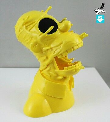 "Matt Gondek ""Deconstructed Homer"" Art Sculpture The Simpsons Limited Ed Not Kaws"