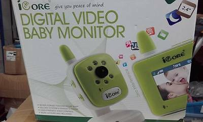 digital video baby monitor - i core - wireless - picture and sound
