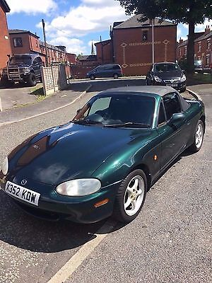Mazda Mx5 Mk2 1.8S LOW MILLAGE