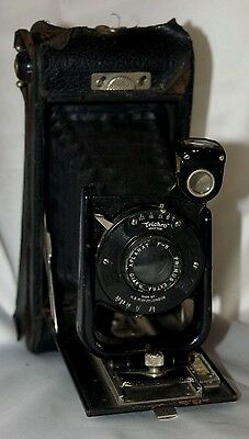 Vintage Houghton Butcher No.10 Ensign Carbine bellows camera