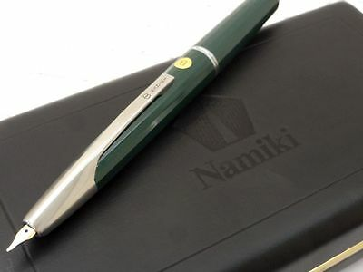 "RARE!! NAMIKI ""Vanishing Point"" Capless Made Japan Fountain Pen 1996s"