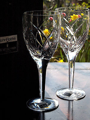 Waterford Crystal Signature Red Wine Glass (Set of 2) Brand new in Box