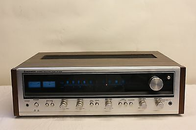 Pioneer Sx-636 Stereo Amplifier Receiver Vintage Japan 220 Watts Item Code A107