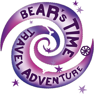 Bear Yoyo Time Travel Adventure Cards ~ NEW (4 for £1)