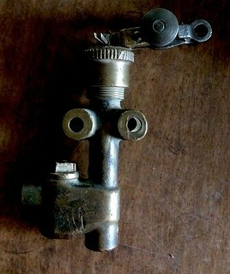 Rare IHC Antique Hit And Miss Gas Engine 2 1/2 HP Motor Fuel Pump International