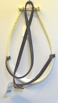 Rope Noseband With Headstrap
